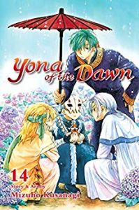 Yona of the Dawn 14