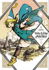 witch hat atelier